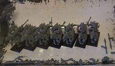 GW Warhammer Fantasy Seraphon Echsenmenschen 7 SAURUS REITER + einige Bits