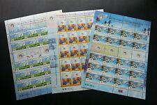 Malaysia Commonwealth Tourism Minister Meeting 2004 Golf Island (sheetlet) MNH