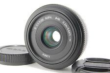 Panasonic Lumix G 20mm f/1.7 Aspherical AF Fix Prime g Lens For M4/3