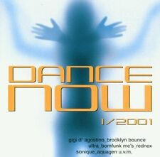 Dance Now 2001/1 Gigi D'Agostino, Brooklyn Bounce, Rednex, Bomfunk Mc's.. [2 CD]