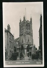 Gloucestershire Glos DURSLEY The Church 1951 RP PPC by Frith