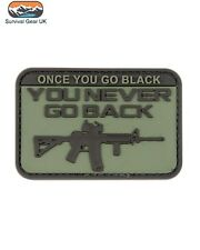 Airsoft Black Ops Patch Special Forces Badge Airsoft Morale FREE DELIVERY