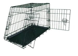 Pet Carrier CAR, Dog Training Cages Puppy Cage Small, Medium xLarge Metal Crates
