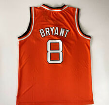 Rucker Bryant #8 Entertainers Jerseys Stitched Custom Any Names