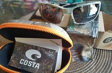 COSTA DEL MAR Blackfin Árbol REALISTA Extra Camuflaje GAFAS DE SOL PLATA