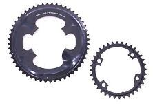 Shimano Ultegra FC-R8000 Road Bike Chainrings 52/36 11 Speed Black