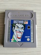Batman : The Return of the Joker Game Boy FAH
