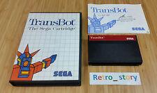 SEGA Master System Transbot PAL