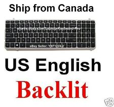 HP Envy m6-k054ca m6-k058ca m6-k088ca Keyboard  - US English Backlit