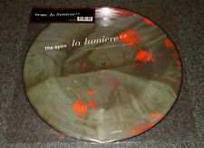 "THE OPEN-LA LUMIERE EP-2006 UK FIRST PRESS VINYL 12"" PICTURE DISC-NEW / UNPLAYED"