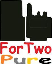 Qualità Deluxe Tappetini auto per Smart per due PURO 03-07 ** su misura per una perfetta vestibilità