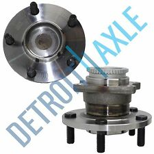 TWO Rear Wheel Bearing & Hub Assembly - Mitsubishi Galant Eclipse ABS 2005-2014