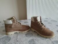TIMBERLAND WATERPROOF JUNIOR BOOTS SIZE 3.5UK