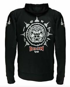 """Boon Sport """"TIGER YANT"""" Full Zip Hoodie/Sweatshirt"""
