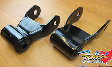 1997-2011 Dodge Dakota Pair of Rear Leaf Spring Shackles Mopar OEM