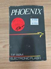 Phoenix TIF 92M Electronic Flash for Minolta Maxxum