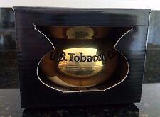 SAVE $$$  1999 Copenhagen Snuff Brass Spittoon in Orig Box