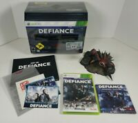 Defiance: Collector's Edition (Xbox 360, 2013) Complete w/Game, Figure, etc...