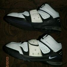 2004 Nike retro Air Force  OPERATE MAX 1 BLK/WHT/PURPL 310429 US MEN'S SIZE 10.5