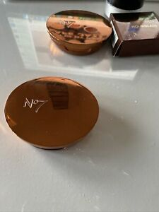 No 7 Golden Sand Bronzer Compact With Mirror
