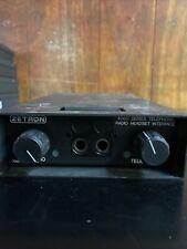 Zetron 4000 Series Telephone Radio Headset Interface 950-9439 M4010 Trhi #5