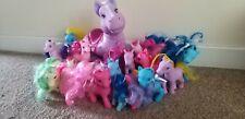 Big & 20 Little Pony toys Bundle all diffrient sizes & colour HEADS MOVE job lot