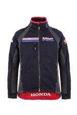 Honda HRC Softshell Jacke XXXL entspricht XXL   Blau zum Sonderpreis. Neuware