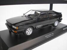 Audi Quattro 1980 Black 1/18 minichamps 155016121 New