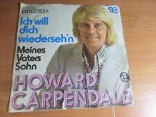 70er Jahre - Howard Carpendale - Ich will dich wiederseh´n