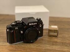 Nikon F3 Slr Film Camera body. Beautiful Condition. Barely Used. W/ Accessories
