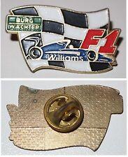 Pin-Anstecknadel Burgwächter Williams F 1 Formel 1