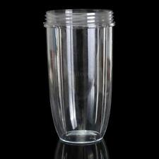 Clear 32 oz Oversized Huge Cup Mug Replacement NEW for Nutribullet Nutri Bullet