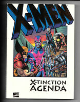 X-Men X-Tinction Agenda #1 1992 FN/VF TPB 1St. Print Marvel Comics