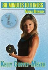 30 MINUTES TO FITNESS MUSCLE DEFINITION DVD NEW SEALED WEIGHT TRAINING WORKOUT