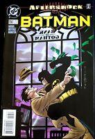 BATMAN #556 NM Aftershock Part 6 NIGHTWING ROBIN HAROLD ALLNUT DC COMICS 1998