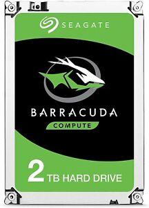HARD DISK 3,5 SEAGATE BARRACUDA 2TB SATA3 256MB 2000GB ST2000DM008 7200rpm
