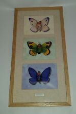 ANNE GEDDES BUTTERFLY BABIES - PICTURE WITH FRAME - Nursery Bedroom