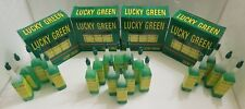 (30, 20, 10 )+((2 FREE BOTTLES)). LUCKY GREEN FERTILIZER ALL PURPOSE PLANT FOOD.