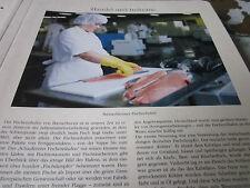 Bremen Archiv 3 Handel 3015 Bremerhaven Fischindustrie