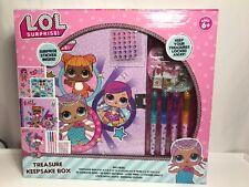 L.O.L Surprise Treasure Keepsake Box