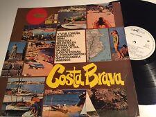 LP Costa Brava Various eKipo Spanien Tango Flamenco B. 24590 Vinyl aus 1973