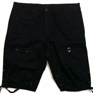 Indicode Costa Pantal/ón Cargo Bermudas Pantalones Cortos para Hombres con Cintur/ón de 100/% Algod/ón Regular-Fit