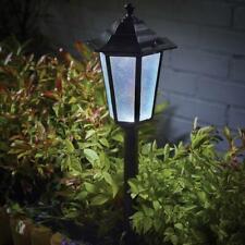 Gardman Solar Traditional Uffington Post Light + Motion Sensor