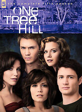 One Tree Hill - The Complete Fifth Season (DVD, 2008, 5-Disc Set)