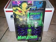 1996 TRENDMASTERS--MARS ATTACKS--S.A.D.A.A.M.-A FIGURE (NEW) W/ SOFTWARE