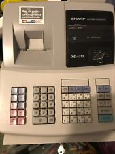 Sharp XE-A113 Registrierkasse