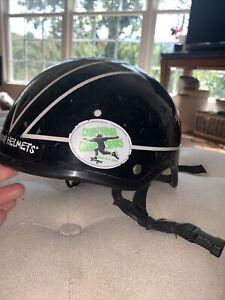 Flyaway Helmet Skateboard helmet Vintage California Santa Cruz Sticker