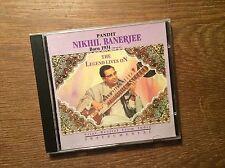 Nikhil Banerjee - Legend Lives On [CD Album]