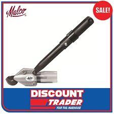 Malco TurboShear Heavy Duty Sheet Metal Cutting Attachment Power Shear USA TSHD