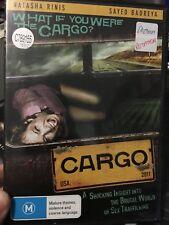 Cargo ex-rental region 4 DVD (2011 human trafficking drama movie)